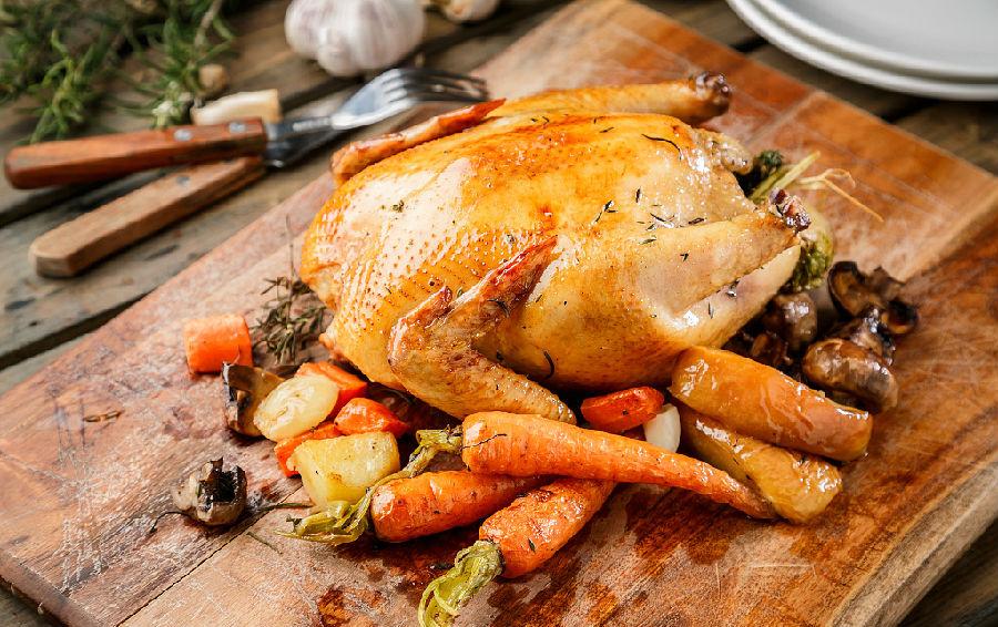 感恩节食物