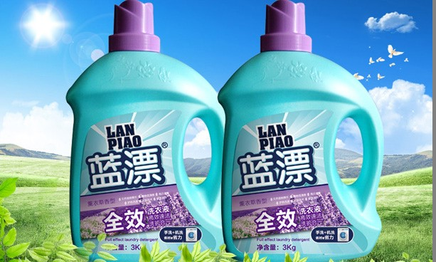 洗衣液行业急需改革 浓缩洗衣液才是主流